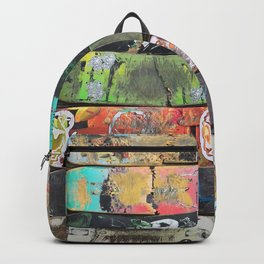 Boards were made to  be broken Backpack