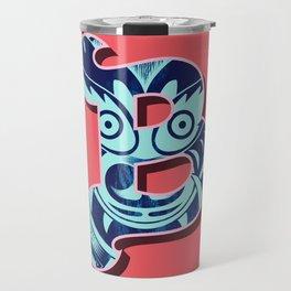 B letter Travel Mug