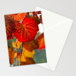 Autumn leaves 1 Stationery Cards