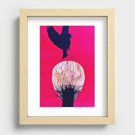 Free Recessed Framed Print