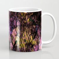 hare Mugs featuring Hare by MACACOSS