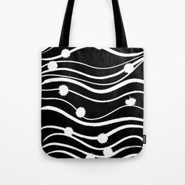 Inverted Discord Tote Bag