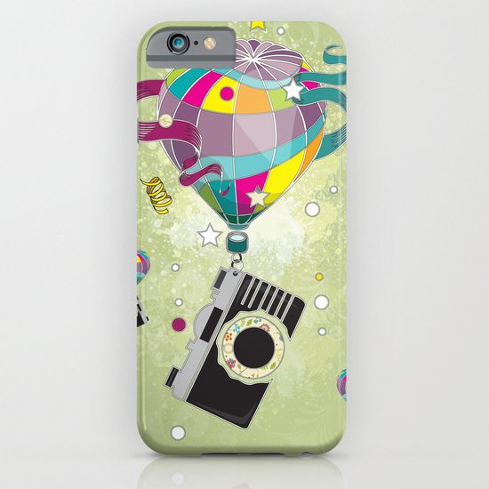Traveling camera iPhone & iPod Case