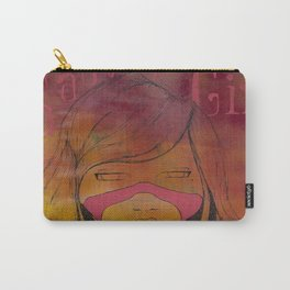 sauvage girl Carry-All Pouch