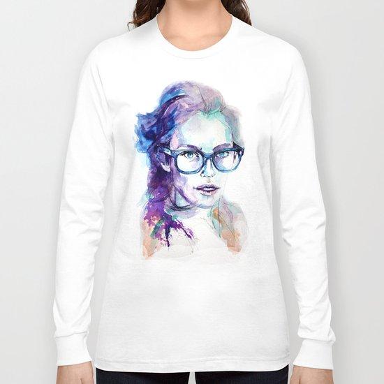 Spying Long Sleeve T-shirt