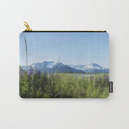 Along the Seward Highway, No. 1 Carry-All Pouch