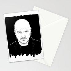 Baz Warne Stationery Cards