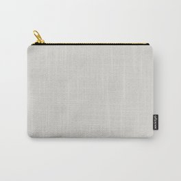 Vaporous Gray Carry-All Pouch