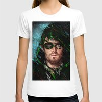 archer T-shirts featuring The Archer by Monika Gross