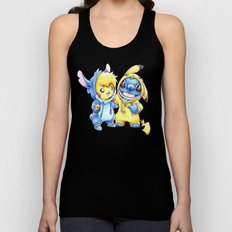 No one gets left behind. Unisex Tank Top