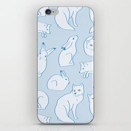 Arctic Pattern iPhone Skin