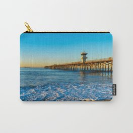 Southside Seal Beach Pier Carry-All Pouch