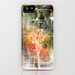 KUSTOM HEART iPhone Case