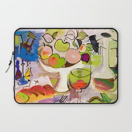 Mediterranean Still Life by Raoul Dufy Laptop Sleeve