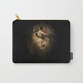 Peahean Portrait Carry-All Pouch