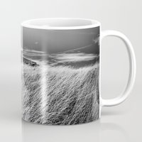 castle Mugs featuring Castle by Mark Nelson