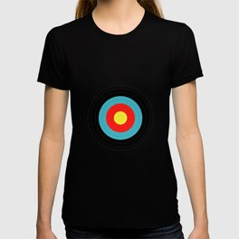Isolated Target T-shirt