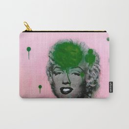"""Marilyn: """"Pretty in Pink"""" Carry-All Pouch"""