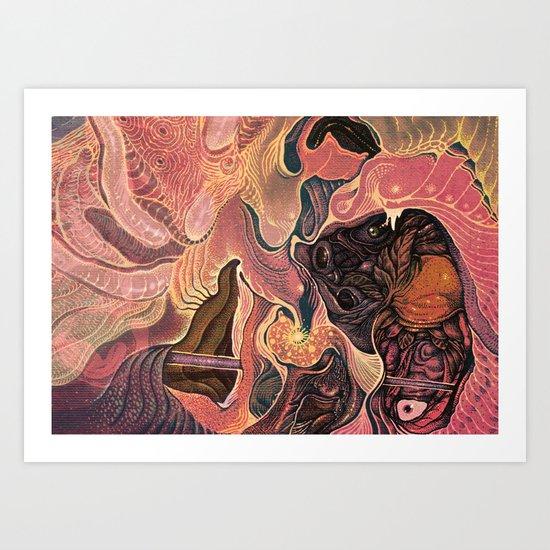 Untitled No.05 Art Print