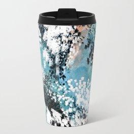 Oceana Abstract Travel Mug