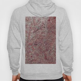 Japanese Handcrafted Dyed Paper Abstract Texture Hoody