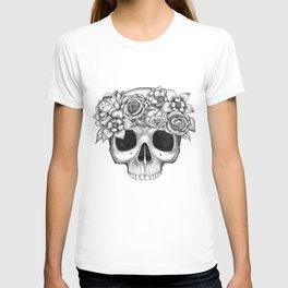 Flowerskull T-shirt