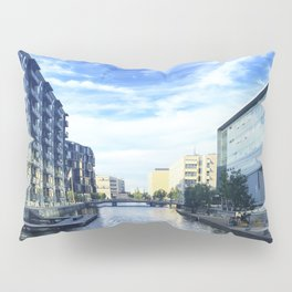 Reflection on Reflection Pillow Sham