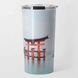 Floating Shringe of Miyamima Travel Mug