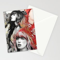 no more dreaming Stationery Cards