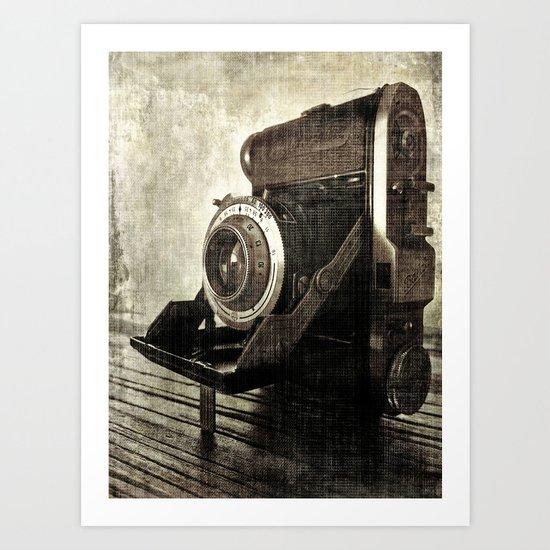 1950 Baldinette Art Print