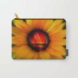 Sunflower -sunse Carry-All Pouch