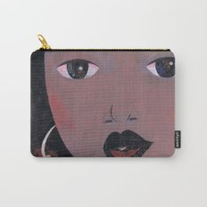 New Fro #1 Carry-All Pouch