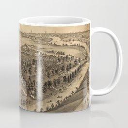 Camp Foster, Cuyahoga Falls, Ohio (1880) Coffee Mug