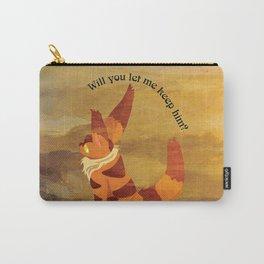 Teto the Fox-Squirrel Carry-All Pouch