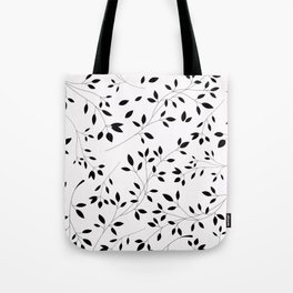 Leaves and Branches Tote Bag