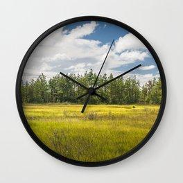 Saaremaa 1.0 Wall Clock