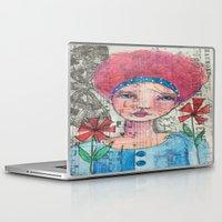 zelda Laptop & iPad Skins featuring Zelda by Judy Skowron