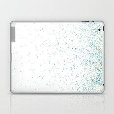 Falling for Aqua Laptop & iPad Skin