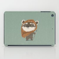 ewok iPad Cases featuring Wicket W. Warrick by Rod Perich