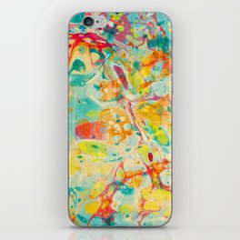 Abstract Painting ; Calliope iPhone Skin
