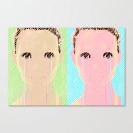 KM Canvas Print