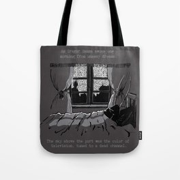 Neuromancer Metamorphosis 02 Tote Bag