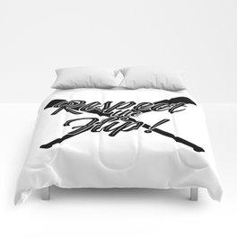 Respect the Flip Comforters