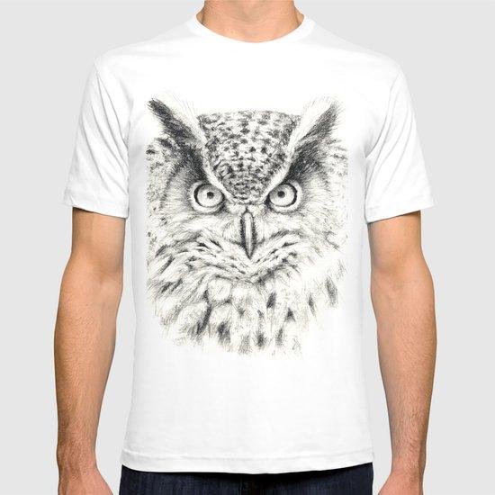 Owl G2011-012 T-shirt