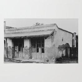 Fandango Dance Hall, Hornitos, CA 1925 Rug