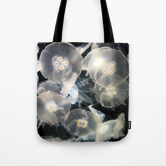 JellyFish Garden Tote Bag