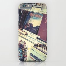 The Record Store (An Instagram Series) Slim Case iPhone 6s