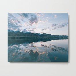 Never-ending Landscape Metal Print