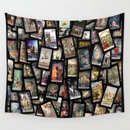 TAROT DECK Wall Tapestry