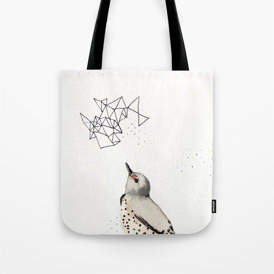 Northern Flicker Tote Bag